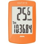 Cateye Padrone CC-PA 100 W Bike Computer - Orange