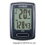 Cateye Velo Wireless CC-VT 230 W Bike Computer - Black