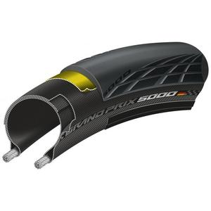 Continental GP 5000 Tubeless Tire - Black- 700*25
