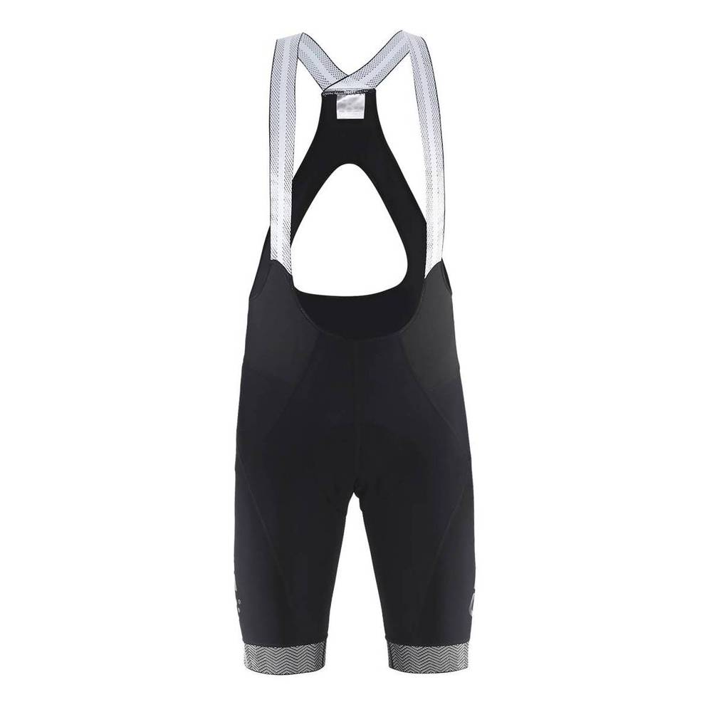 Craft Shield 2  Winter Bib Shorts - Black