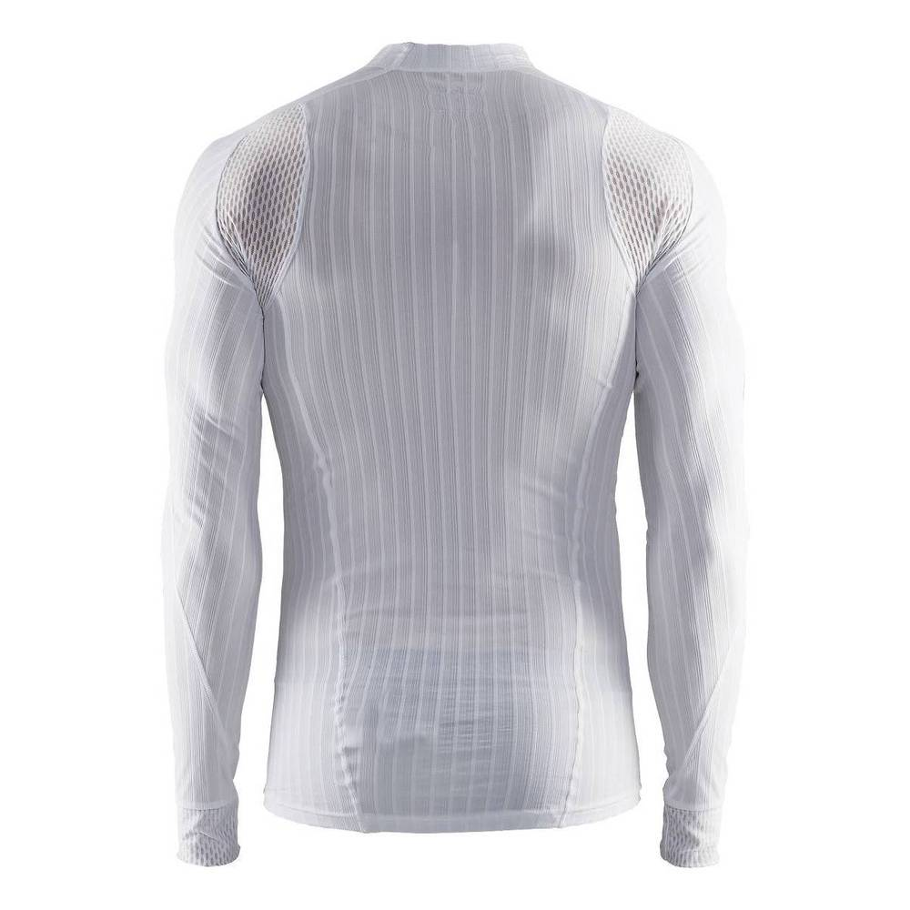 Craft Active Extreme 2.0 men long sleeves Underwear - White