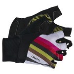 Craft Rouleur Gloves - Black-Venom