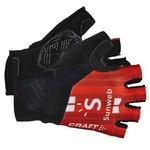 Craft Sunweb Gloves - Red