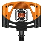 Crankbrothers Mallet 2 Pedals (Black/Orange)