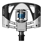 Crankbrothers Mallet 3 Pedals - Black/Silver/Blue