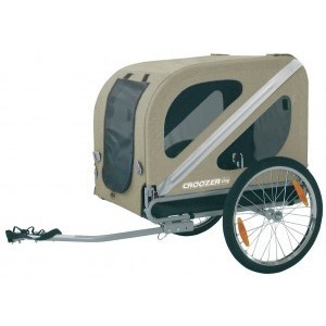 Bike trailer :: DOG