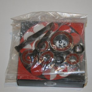 Frames accessories :: Bearing kit 8 bearings 1 tool