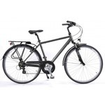 "EXS Manhattan Man Touring Bike - 28"" - Shimano Altus"