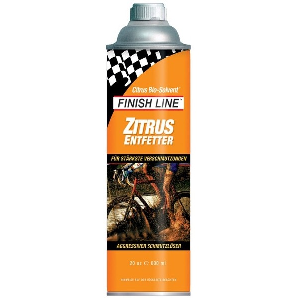 Finish Line Cleaner Citrus Degreaser - 600 ml