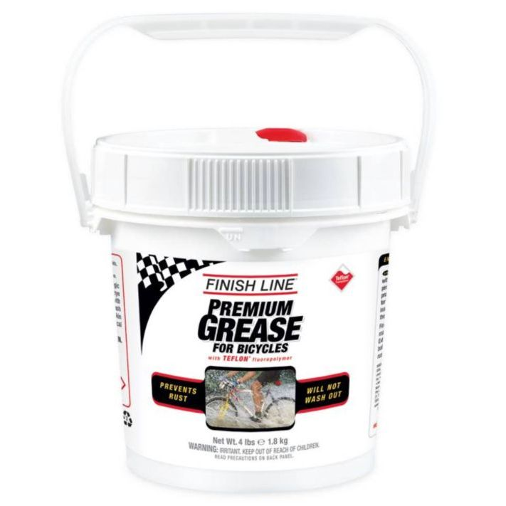 Finish Line Premium Synthetic Grease Teflon - Workshop 1800 gr