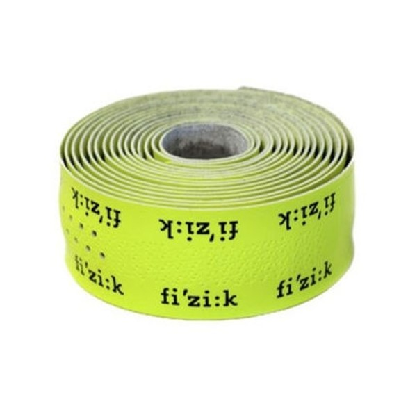 "Fizik Superlight Fluo 2 mm ""Logo"" Bar Tape - Yellow"
