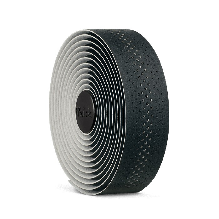 Fizik Tempo Microtex Bondcush Classic 3,0mm Handlebar Tape - Black