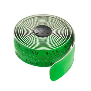 Fluo Green Fizik Superlight Glossy Logo 2mm Road Bicycle Handlebar Tape