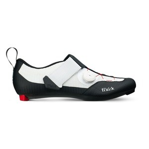 Fizik Transiro Infinito R3 Triathlon Shoes  - Black / White