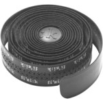 Fizik Superlight Logo Tacky 2 mm Bar Tape - Black