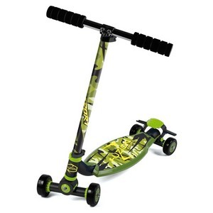 Fuzion City Scooter Sport Green