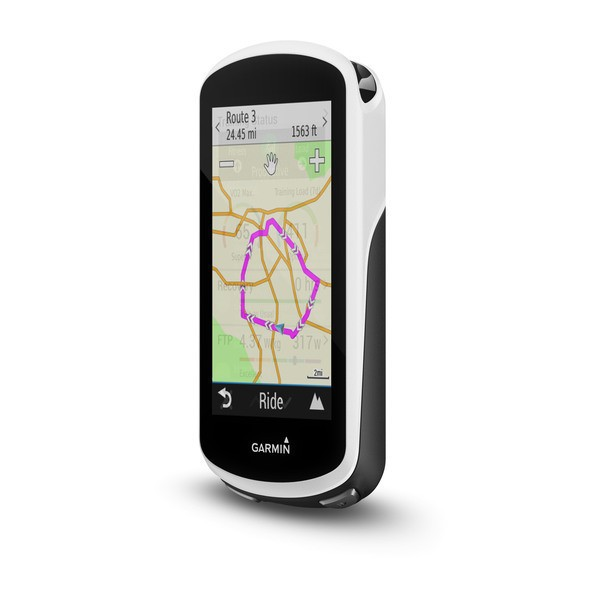 Garmin Edge 1030 Bicycle GPS Bundle