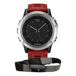 GPS Outdoor Garmin Fenix 3 Performance - Hrm Silver