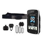 Garmin Edge 520 Hrm Bundle Cycling GPS - 010-01369-00