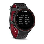 Garmin Forerunner 235 Running GPS Black/Red - Wrist Heart Rate