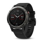 Garmin Fenix 5 HR GPS Outdoor - Grey/Black
