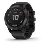 Garmin Fenix 6 Pro GPS Watch - Black
