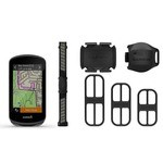 Garmin Edge 1030 Plus Bundle GPS Computer - Heart Belt/Cadence and Speed Sensors