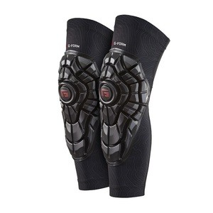G-Form Elite Knee Protector Black Topo