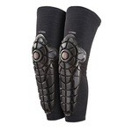 G-Form Elite Tibia/Knee Youth Protector Black