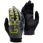 G-Form Sorata MTB Gloves - Black-Neon