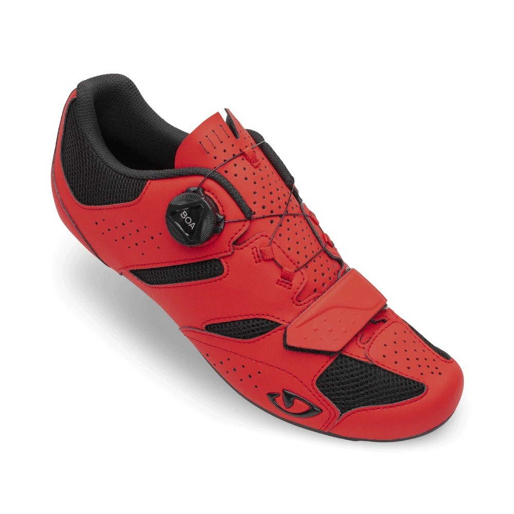 Giro Savix II Road Shoes Red