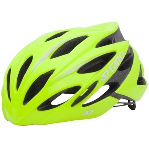 Helmet Giro Savant - Yellow Highlight
