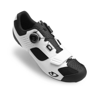 Giro Trans Boa Shoes - Black/White