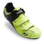 Giro Treble II Shoes - Yellow Fluo/Black