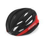 Giro Syntax Mips Helmet - Matte Black/Bright Red