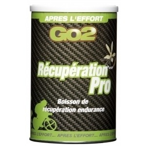 Drinks :: GO2 R�cup�ration Pro Energy Drink - Chocolate 450 g