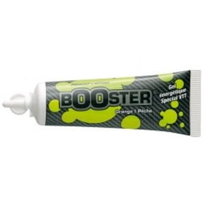 GO2 Booster MTB Engery gel - Orange/Peach 27 g