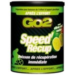 GO2 Speedrecup Energy Drink - Lime / Cactus 400 g