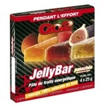 GO2  Jelly Bar Mix Fruit Energy Bar - 4 x 25 g