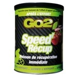 GO2 Speedrecup Energy Drink - Cherry / Cassis 400 g