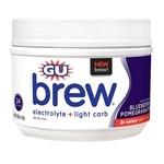 Gu Brew Electrolyte Light Carb Energy Drink - Blueberry Pomegranate