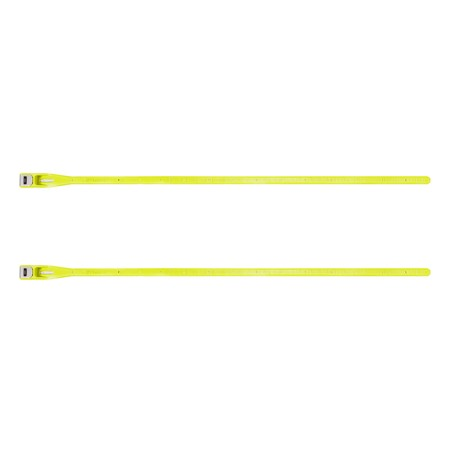 Hiplok Z LOK Twin Pack Lock - Lime