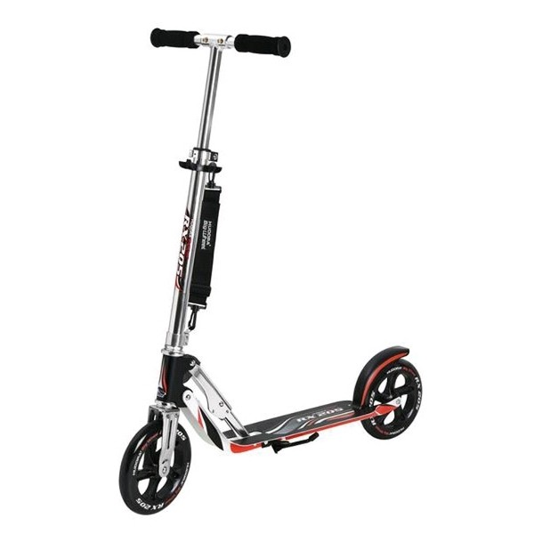 Folding Scooter Hudora Big Wheel RX 205 - Black