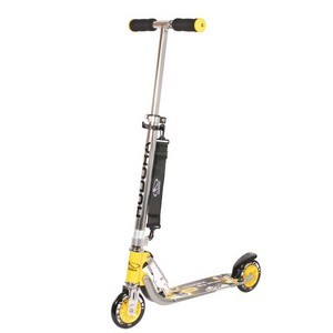 City Scooter Hudora Yellow 180