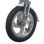 Hudora Big Wheel 14005 Silver 205 mm