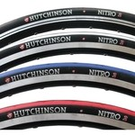 Hutchinson Nitro 2 Black/White Wired 28 ' Tyre - 23/622