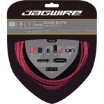 Jagwire Road Elite Link Shift  RCK553 Shifting Kit - Red