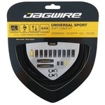 Shift Cable Kit Jagwire Universal sport -  Black UCK202