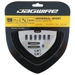 Brake Cable Kit Jagwire Universal sport -  Black UCK400
