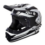 Kali Zoka Slash Helmet - Grey/Black